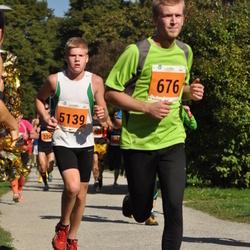SEB Tallinna Maraton - Mart Hahndorf (676), Christopher Kalev (5139)