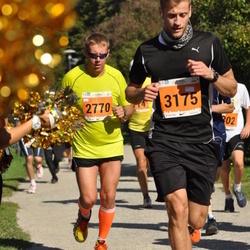 SEB Tallinna Maraton - Marek Meus (2770), Aare Puussaar (3175)