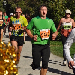 SEB Tallinna Maraton - Aare Aru (5475), Tauno Lillma (6154)