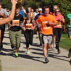 SEB Tallinna Maraton - Annely Kaur (1148), Jan Nurminen (2174)