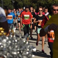 SEB Tallinna Maraton - Artinano Javier Ortiz De (2962), Rein Ruusalu (5340)