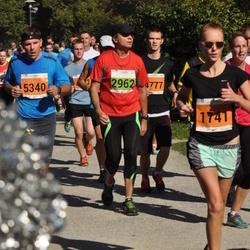 SEB Tallinna Maraton - Kristiina Turb (1741), Artinano Javier Ortiz De (2962), Rein Ruusalu (5340)