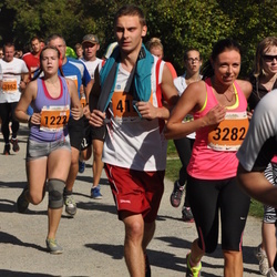 SEB Tallinna Maraton - Brita Paula Põder (1222), Ketlin Edela (3282)
