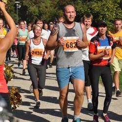 SEB Tallinna Maraton - Aleksandr Žarikov (682), Annely Sander (2438)