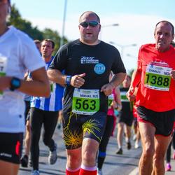 SEB Tallinna Maraton - Mikhail Tokmachev (563), Charles Christiansen (1388)