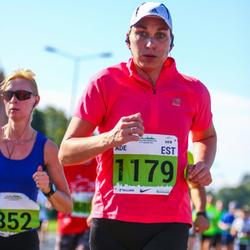 SEB Tallinna Maraton - Ade Russak (1179)