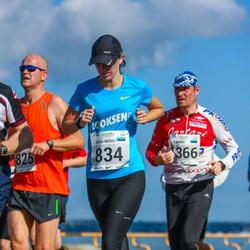 SEB Tallinna Maraton - Caisa-Merili Mõik (834), Tarmo Kaldas (1366)
