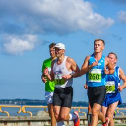 SEB Tallinn Marathon - Alar Savastver (18), Romet Raun (260)