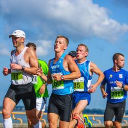 SEB Tallinna Maraton - Alar Savastver (18), Agu Lehemaa (85), Romet Raun (260), Timo Lomp (2060)