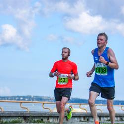 SEB Tallinna Maraton - Alexey Ptushkin (53), Ari Warpenius (1408)