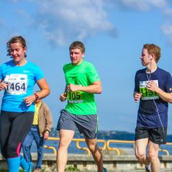 SEB Tallinna Maraton - Andre Tammik (305), Wilko Nienhaus (1131), Evelin Kuris (1464)