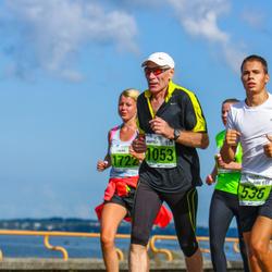 SEB Tallinna Maraton - Juri Ponomarenko (536), Anatoli Šuvalov (1053)