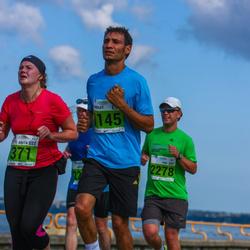SEB Tallinna Maraton - Anita Karnit (371), Charnjit Moudgil (1145)