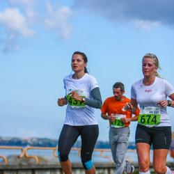 SEB Tallinna Maraton - Mariliis Lepist (431), Age Jakobson (674)