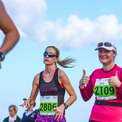 SEB Tallinna Maraton - Ülle Tammik (2109), Agne Väljaots (2806)