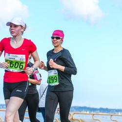 SEB Tallinna Maraton - Ann-Caroline Sinisalo (1299)