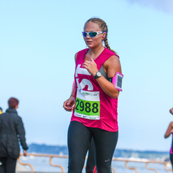 SEB Tallinna Maraton - Ann-Christine Allik (2988)
