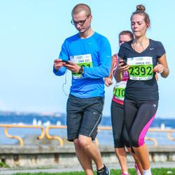 SEB Tallinna Maraton - Lenar Valk (2391), Carolin Tammepõld (2392)