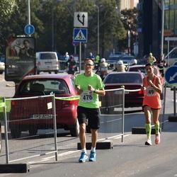 SEB Tallinna Maraton - Kristiina Nurk (49), Armin Allmäe (476)