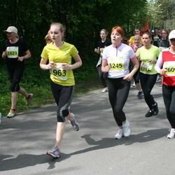 SEB Maijooks - Hanna-Liis Karp (963), Merle Sibak (1245), Annika Mikson (2609)
