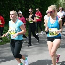 SEB Maijooks - Keiu Kruuse (762), Jekaterina Lutsenko (907), Merlin Liiva (986)