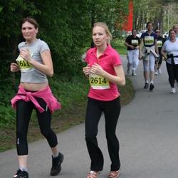 SEB Maijooks - Sille Reinsalu (2611), Anna Pospelova (2614)