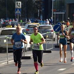 SEB Tallinna Maraton - Jelena Abele (11), Maris Abele (14), Anni Laakso (1536), Anni Liukka (2175)