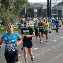 SEB Tallinna Maraton - Toomas Lents (175), Anna Strömberg (2083)