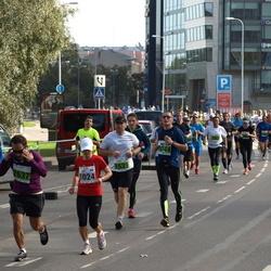 SEB Tallinna Maraton - Maili Pallas (1024), Herki Kuusmaa (1539), Artjom Urbanik (2637)