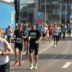 SEB Tallinna Maraton - Bernd Völker (863), Andres Suurkuusk (1367)