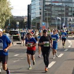 SEB Tallinna Maraton - Tero Nieminen (1716), Ari Karhinen (2974)