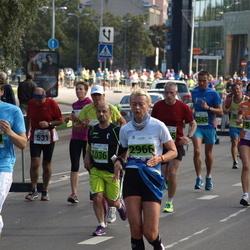 SEB Tallinna Maraton - Perit Post (949), Riccardo Ricci (1036), Aleksei Kapustin (2534), Eike Sild-Neeme (2966)
