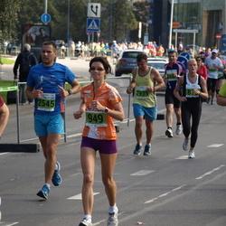 SEB Tallinna Maraton - Perit Post (949), -Liberis Karlis Kalnins (2545)