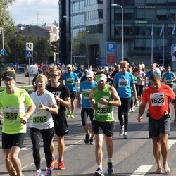 SEB Tallinna Maraton - Ander Avila (587), Marek Loorits (1623), Igor Ivanov (2350), Marie Naggel (3009)
