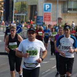 SEB Tallinna Maraton - Andrei Vasiutin (1896), Ainar Ojasaar (1966)