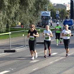 SEB Tallinna Maraton - Kristiina Roosileht (1206), Aet Köster (2636)