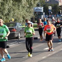 SEB Tallinna Maraton - Arto Suninen (1409), Pirjo Leskinen (1627), Kaarle Gummerus (2507)