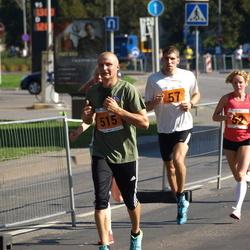SEB Tallinna Maraton - Aarne Nirk (57), Eno Lints (515)
