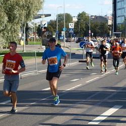 SEB Tallinna Maraton - Andre Smoilov (272), Martin Eerme (341)