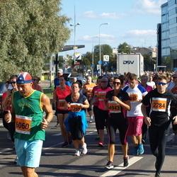SEB Tallinna Maraton - Lea Palksaar (1250), Artjom Arno (2284), Leonora Nõmmik (4943), Jaanus Purga (6060)