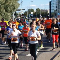 SEB Tallinna Maraton - Anni Metstak (2881), Kadri Proškina (5423)