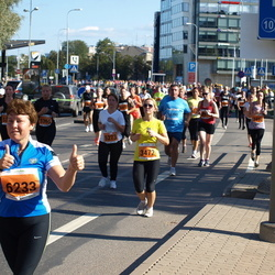 SEB Tallinna Maraton - Alena Hollo (3472), Leili Seisonen (6233)