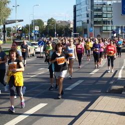 SEB Tallinna Maraton - Jelena Mae (5524), Annelise Seil (6054)