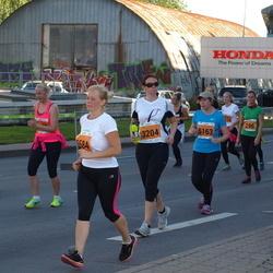SEB Tallinna Maraton - Kristi Vitkar (296), Maria Koldekivi (3204), Henna Huttunen (5163), Andra Lehtmets (6584)