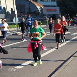 SEB Tallinna Maraton - Annabel Gretely Ots (2802), Heidi Parkkanen (6681)