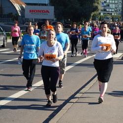 SEB Tallinna Maraton - Martine Pipar (4481), Aleksei Vassiljev (13423)