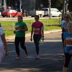 SEB Tallinna Maraton - Sanna Nõmm (2125), Agne Jõgis (4654)