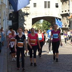SEB Tallinna Maraton - Monika Loim (4645), Britt-Lauren Oltsmann (4700), Helina Prükk (5358), Heli Aigro (14665)