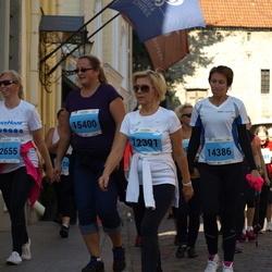 SEB Tallinna Maraton - Lii Tammela (12391), Angela Kivimaa (12655), Agnes Kõiv (14386)