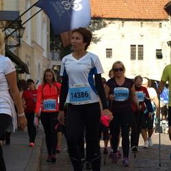 SEB Tallinna Maraton - Petro Babjak (10506), Agnes Kõiv (14386)